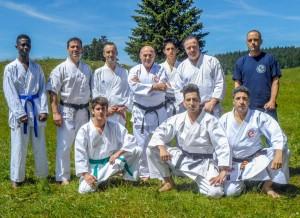 Sankukai Team
